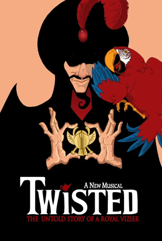 Twisted: The Untold Story of a Royal Vizier. A New Musical.