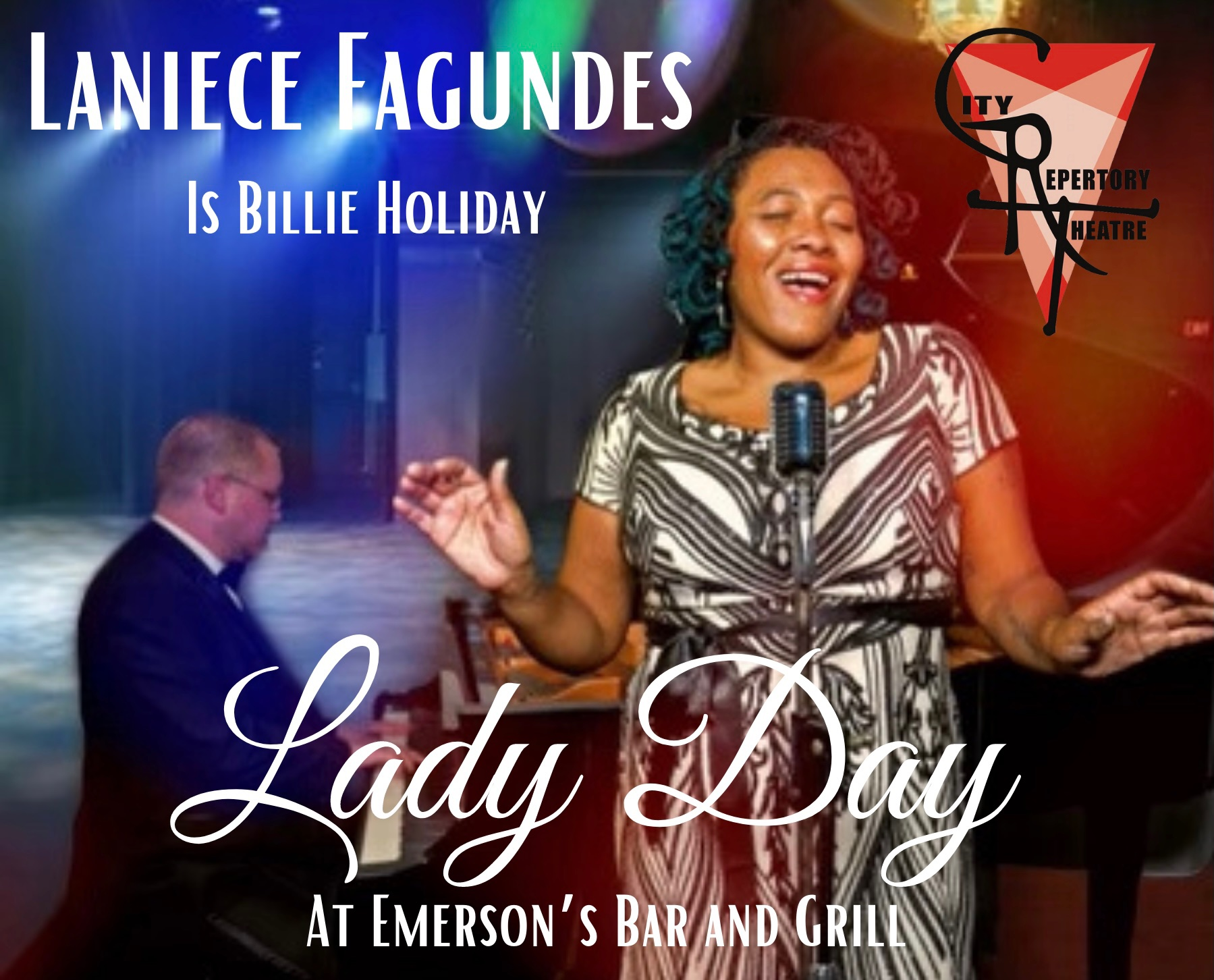 Lady Day at Emerson's Bar and Grill.